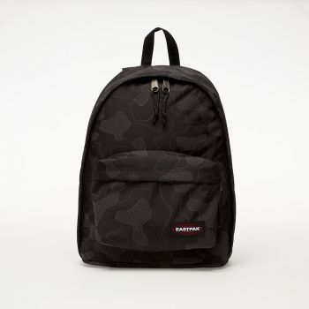 EASTPAK Out Of Office Backpack Reflect Camo Black